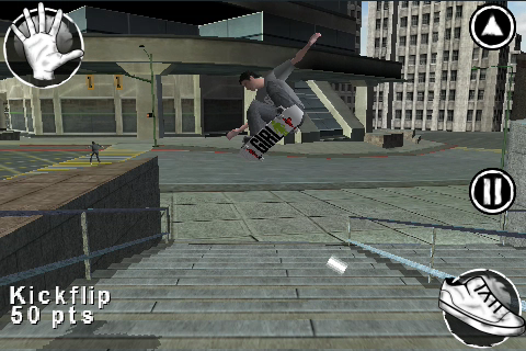 EA's Skate It Ollies Into The App Store