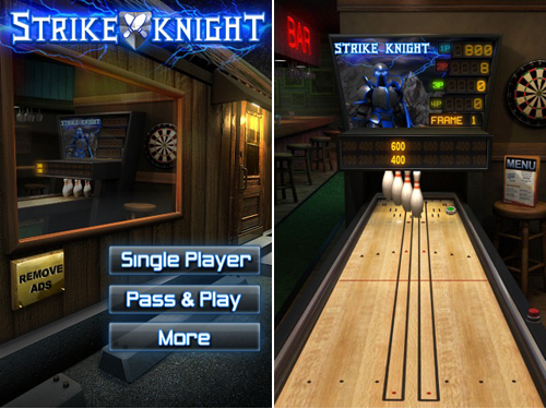 Strike Knight Slides Into The App Store For Free