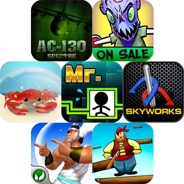 iPhone Apps Gone Free: Rednecks Vs. Zombies, AC-130 Spectre, Snow Globe Maker Beach, And More