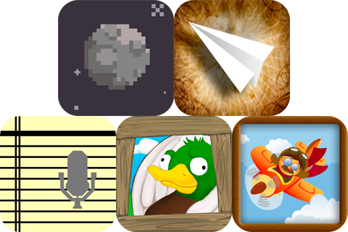 iPhone And iPad Apps Gone Free: Bit Pilot, Paper Pilot, Smart Recorder, And More