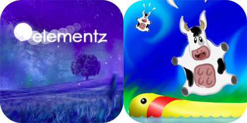 iPhone Games Gone Free: ElementZ And Cowabunga Full