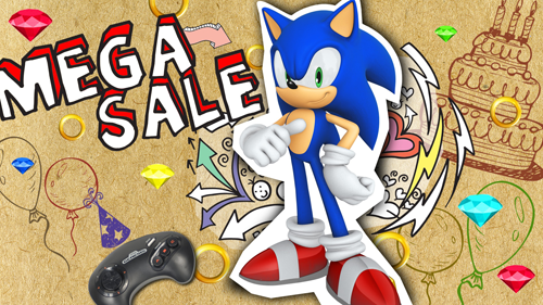 Sega Celebrates Sonic's Birthday With A Sale On All Of Their iPhone And iPad Games
