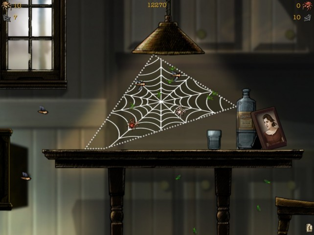 QuickAdvice: Spider: Bryce Manor HD