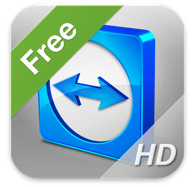 TeamViewer HD: Free Remote Access From Your iPad
