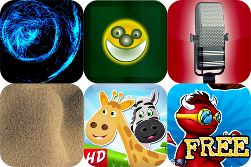 iPhone And iPad Apps Gone Free: Tumult, FUP, Recorder HD And More