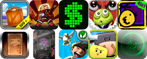 iPhone And iPad Apps Gone Free: Flubby Physics, Globetrotters, Digital Heist And More