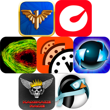 iPhone And iPad Apps Gone Free: Roswell Fighter, RecipeFinder, Uzu And More