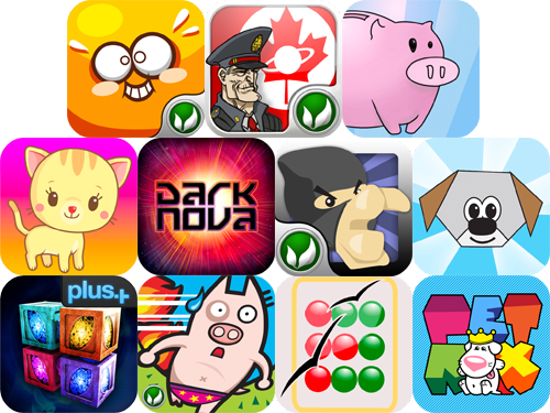 iPhone And iPad Apps Gone Free: Virus Laboratory, Money Pig, Towers In Space And More