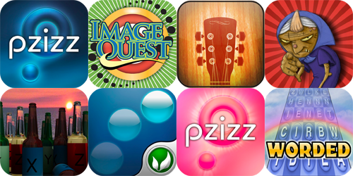 iPhone And iPad Apps Gone Free: ImageQuest, Pzizz Sleep, Guitar Jam Tracks And More