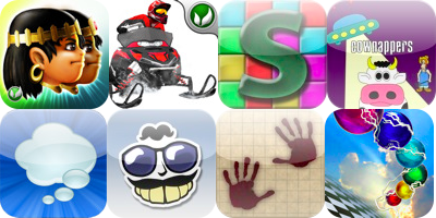 iPhone And iPad Apps Gone Free: Babylonian Twins, Snow Moto Racing, Seaglass HD And More