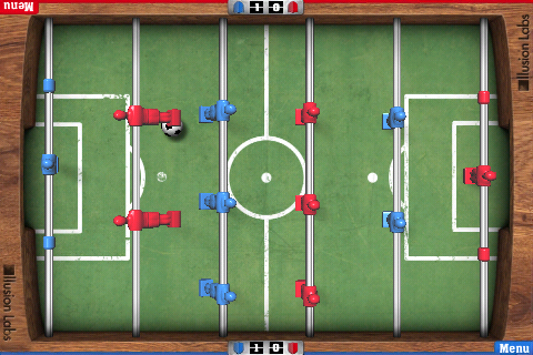 Now You Can Give Foosball A Spin On Your iPhone Or iPod Touch