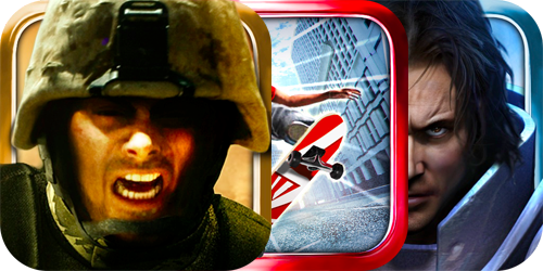 Gameloft Puts Three More iPhone Games On Sale For $.99 For A Limited Time