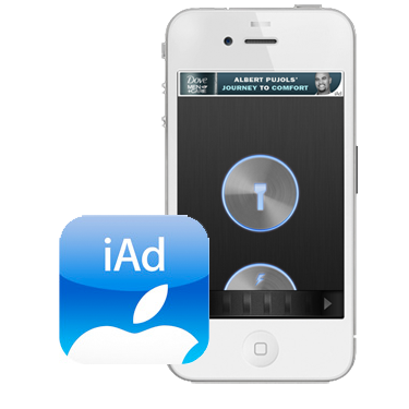 Apple's iAd Mobile Advertising Platform Providing Worthy Returns For Developers So Far