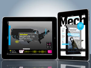 "Popular Mechanics ""Previews"" Its iPad Edition"