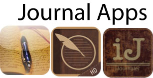 Amazing iPad Journal Apps