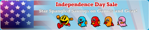 Namco's Independence Day Sale Features iPhone And iPad Games