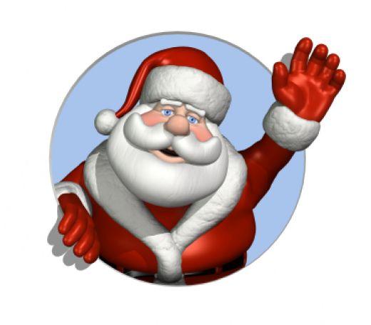Santa Claus Can I Have An Ipad