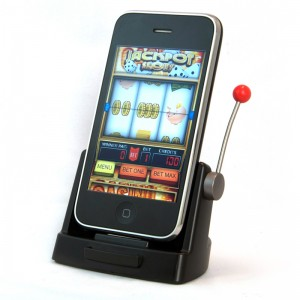 "Jackpot Slots: The Coolest ""Appcessory"" Ever?"
