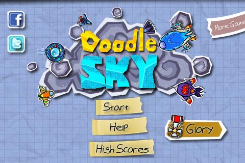 QuickAdvice: Doodle Sky Pro