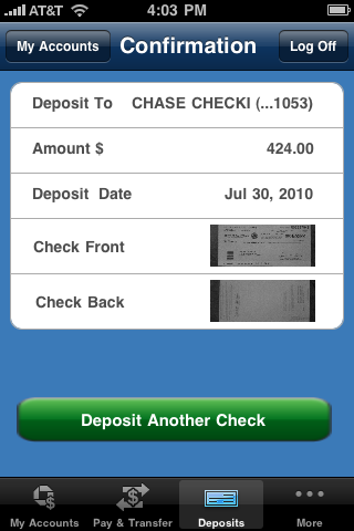 Does Quick Deposit In The Chase App Actually Work?