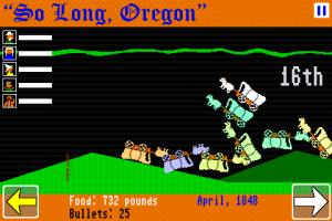 So Long, Oregon! by Blinkbat Games screenshot