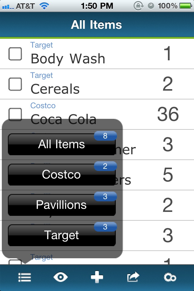 QuickAdvice: Get Your Shopping List Organized With Items App
