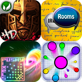 iPhone And iPad Apps Gone Free: Spartan Hero, Rooms, BubbleGum And More