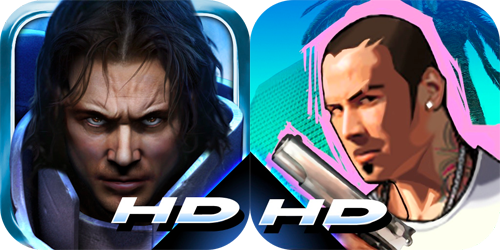 Gameloft Puts Two More iPad Games On Sale For $.99