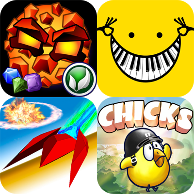 iPhone And iPad Apps Gone Free: Chicks, Gyro Piano, Babo Crash HD, And Air Master 3D