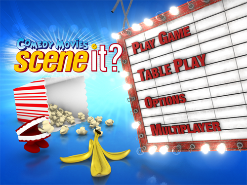 Test Your Comedy Movie Knowledge With Scene It? Comedy Movies For iPhone And iPad