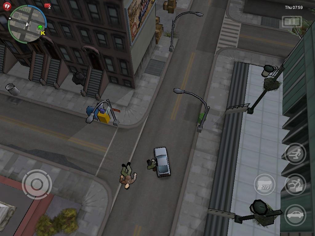 Grand Theft Auto: Chinatown Wars - GameVicio