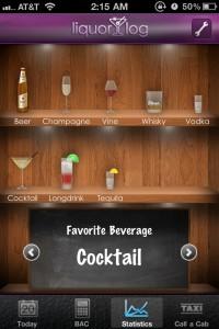 Liquor Log by devLUX screenshot