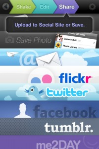 PhotoShake! by MotionOne.co.Ltd screenshot