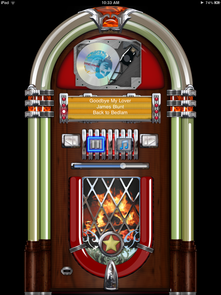A New App Adds A Legendary Wurlitzer Jukebox To Your iPad