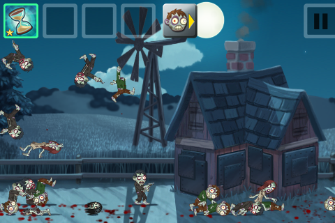 Review: ZombieSmash HD - You're Gonna Need A Bigger iOS Device