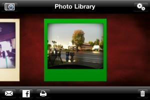 Polaroid Digital Camera App by LoL Software screenshot