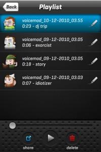 voicemod by 2taptap screenshot