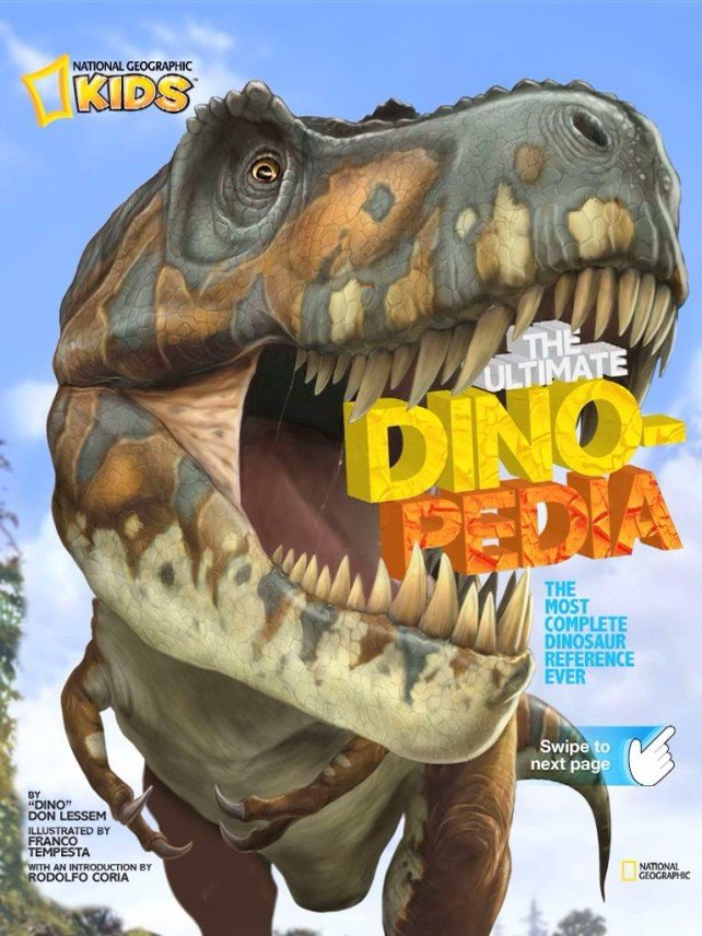 Review: Ultimate Dinopedia For iPad - Complete Dino Resource Or Glorified PDF?