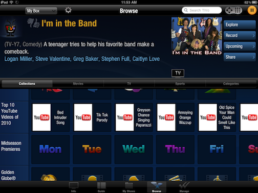 Beware: The TIVO App Has Arrived